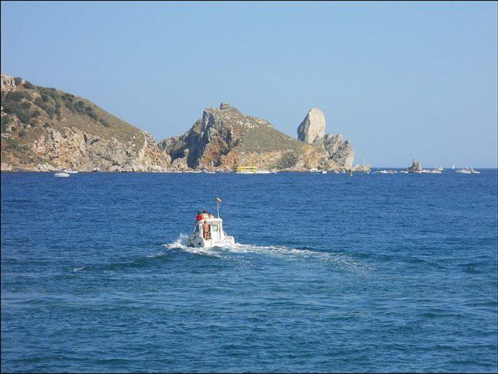 La réserve naturelle des îles mèdes en Espagne