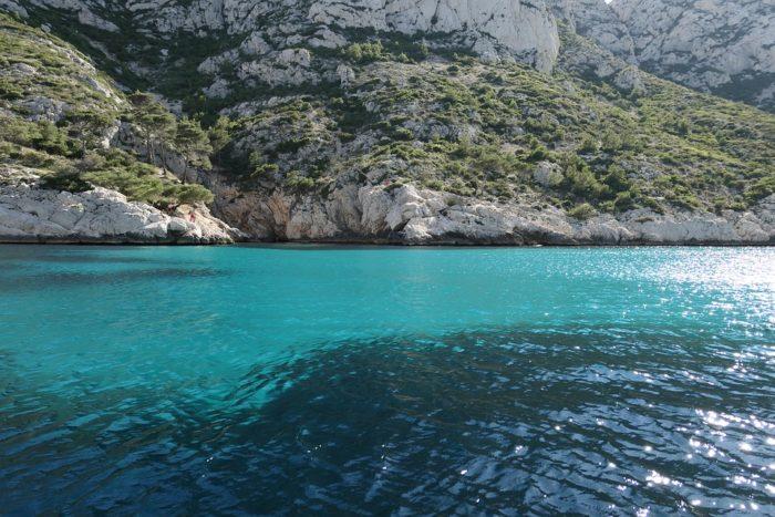 Les îles du Frioul à Marseille